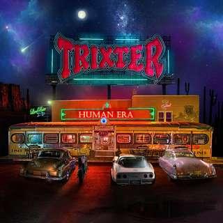 Trixter – Human Era CD