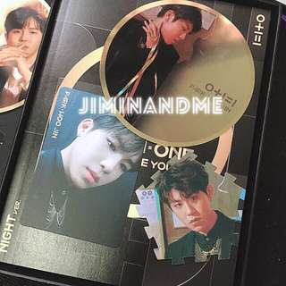 [WTT] WANNA ONE I PROMISE YOU ALBUM ITEMS