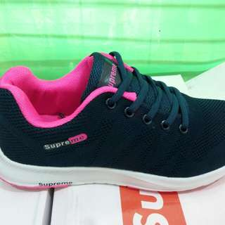 Supreme shoes new arrival (navy blue) Payment first (P600+shipping) size:36-40