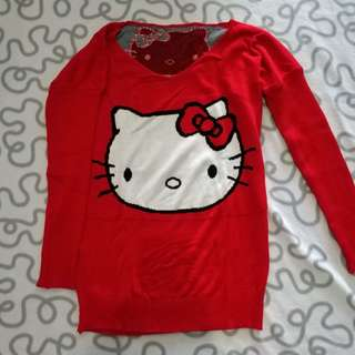 HELLO KITTY WOMAN OUTER