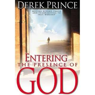 [eBook] Entering The Presence Of God - Derek Prince