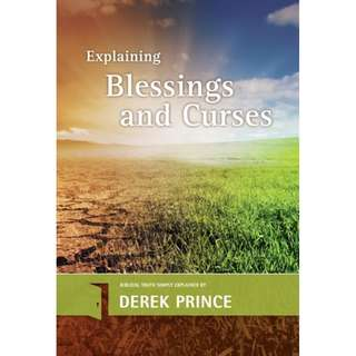 [eBook] Explaining Blessings and Curses - Derek Prince