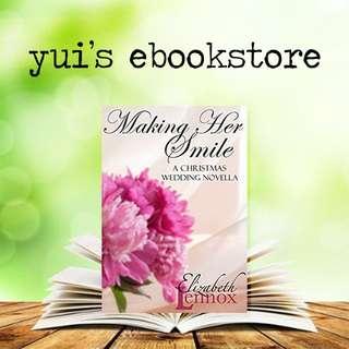 YUI'S EBOOKSTORE - MAKING HER SMILE - CHRISTMAS WEDDING #5