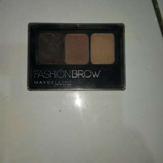 Maybelline fashion brow
