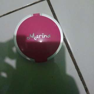 Marina impact powder