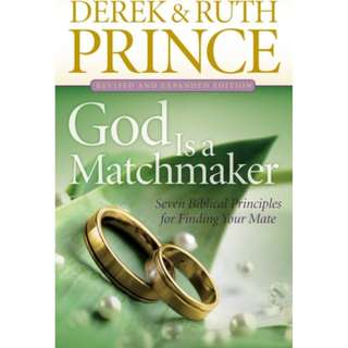 [eBook] God is a Matchmaker - Derek Prince