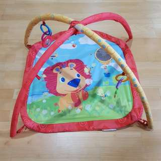 Bright Starts Baby Play Gym/mat
