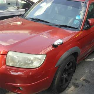 FORESTER 2.0X 2008