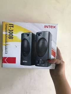 Intex Computer Multimedia Speaker