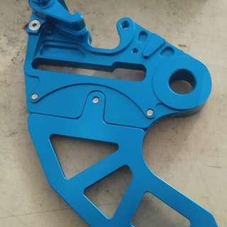 Ktm rear disc brake guard