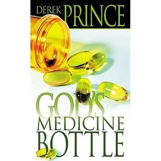 [eBook] God's Medicine Bottle - Derek Prince