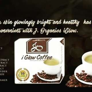 ☆iGlow☆ Antiaging & Whitening Coffee