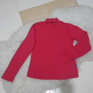 Turtleneck Red