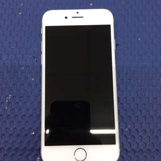 iPhone 6 64g 銀 silver