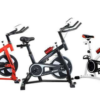 Fitness Indoor Exercise Cycling Bike With Bottle