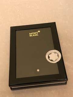 Mont Blanc passport holder 萬寶龍護照套