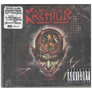 Kreator - Coma Of Souls Deluxe Edition 2CD Digibook