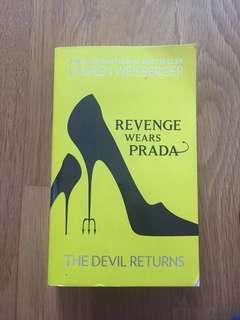 Revenge wears prada novel