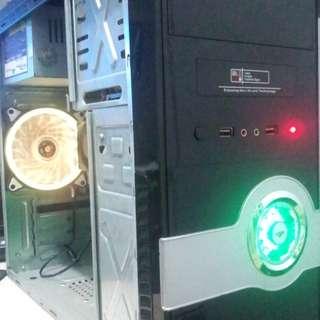 Gaming AMD Systen unit