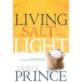 [eBook] Living as Salt and Light - Derek Prince