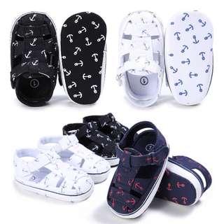 嬰兒學步涼鞋