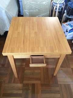 特格傢私實木萬用枱餐枱麻雀枱 mahjong table (可拆件運送)