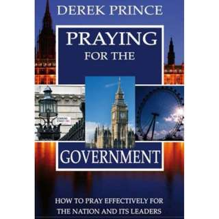 [eBook] Praying for the Government - Derek Prince