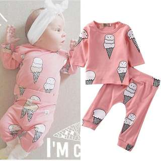 SET BABY ICE CREAM