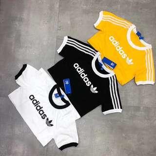 Adidas Originals linear tee