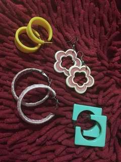 Anting colourfull