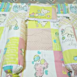 Complete Comforter Set for Baby