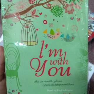 Novel I'm with you