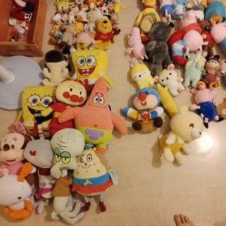 夾娃娃商品(限天母面交)