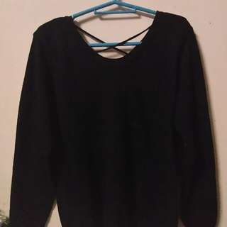 Long sleeves (Black)