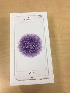 iPhone 6 BNIB IBOX 64gb