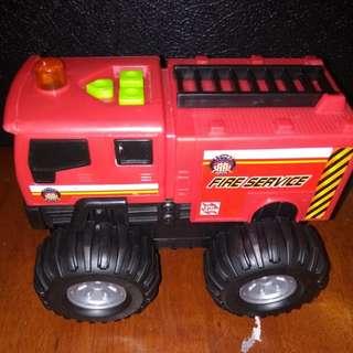 Atv firetrucks with light n sound