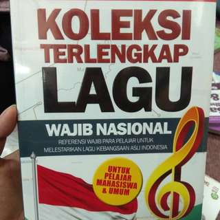 Koleksi lagu wajib nasional