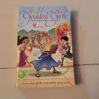 Goddess Girls Book 9
