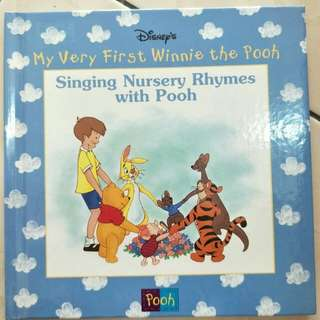 My very first Winnie the Pooh