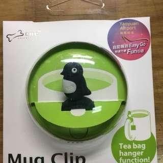 企鵝茶包扣