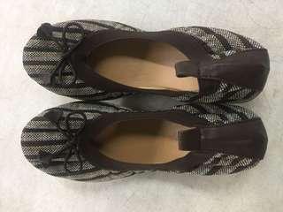 Marikina made ballet shoes