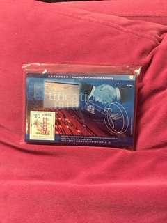可單買 8折 出售寄信票一百張x$10 郵票 可寄信