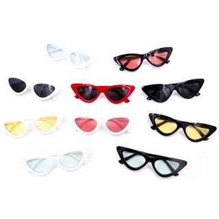 Candy colored Sunglasses