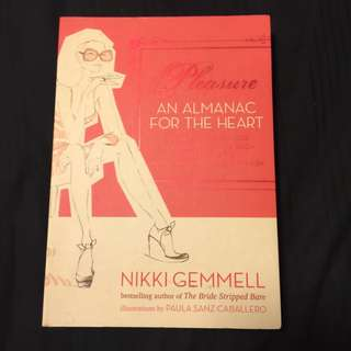Book: An Almanac for the Heart