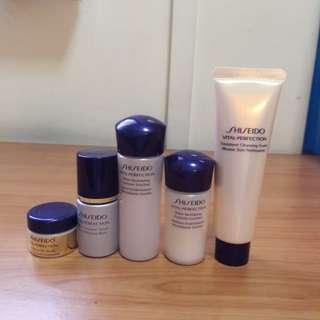 Shiseido mini set vital perfection