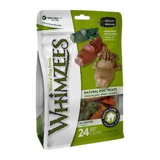 Whimzees alligator s size