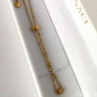 Authentic Versace Necklace
