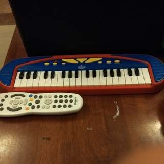 Piano caraosel