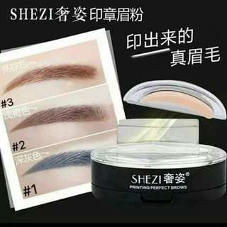 ➡shezi eyebrow stamp  ➡85 ➡#2、#3 only ➡hypoallergenic ➡longlasting ➡LOOKING FOR MORE RESELLER⬅ ✔fast roi ✔earn 1500-3000weekly ✔direct and legit supplier since 2012..