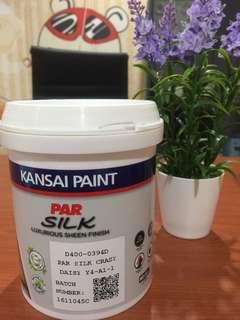 Kansai Par Silk interior paint 1L